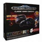 Sega Master Drive Genesis Console with Mortal Kombat and 80 built in games