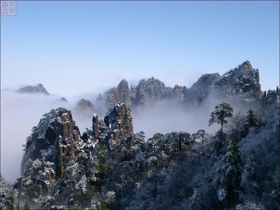 [OS] Beautiful Huangshan, China -MUST VISIT![1024×768]