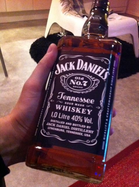 My friend went to Scotland, I asked him to buy a bottle of whiskey for me, this is what he bought…