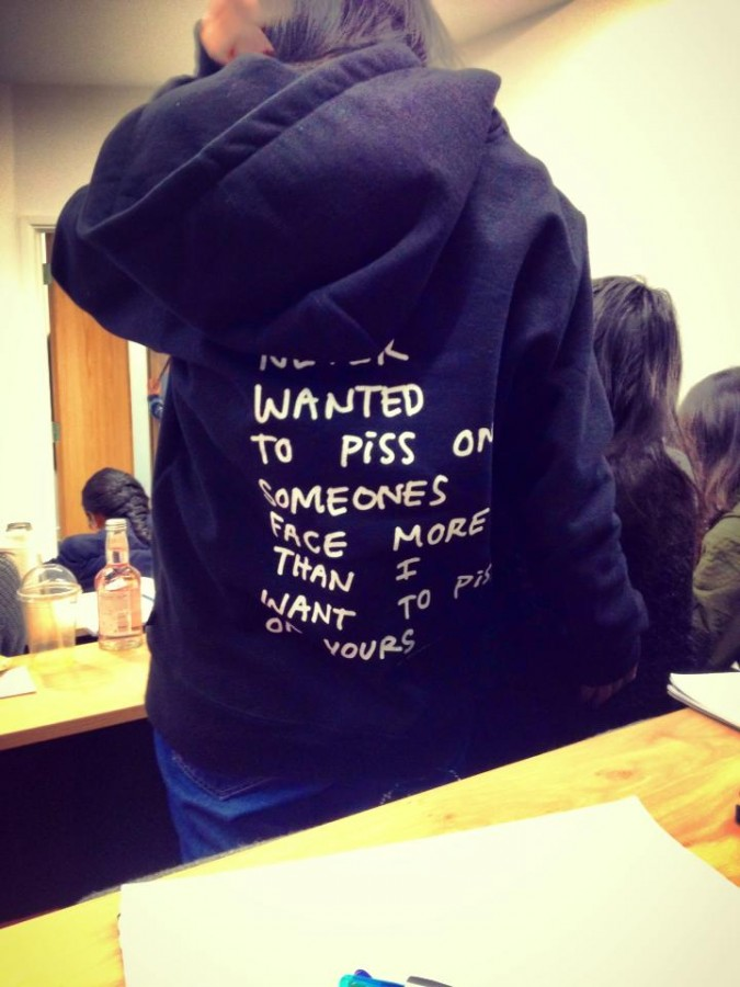 Today in Chinese student fashion…