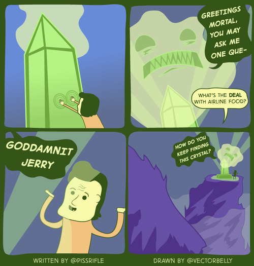 GODDAMNIT JERRY