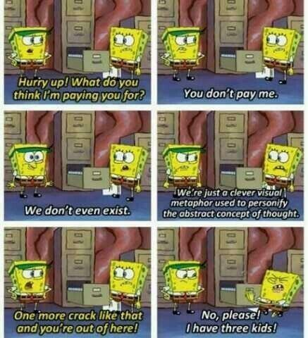 One of my favorite spongebob moments