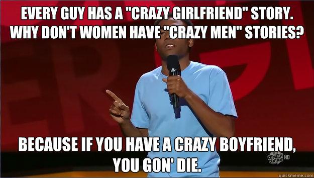 Crazy Girlfriend Stories
