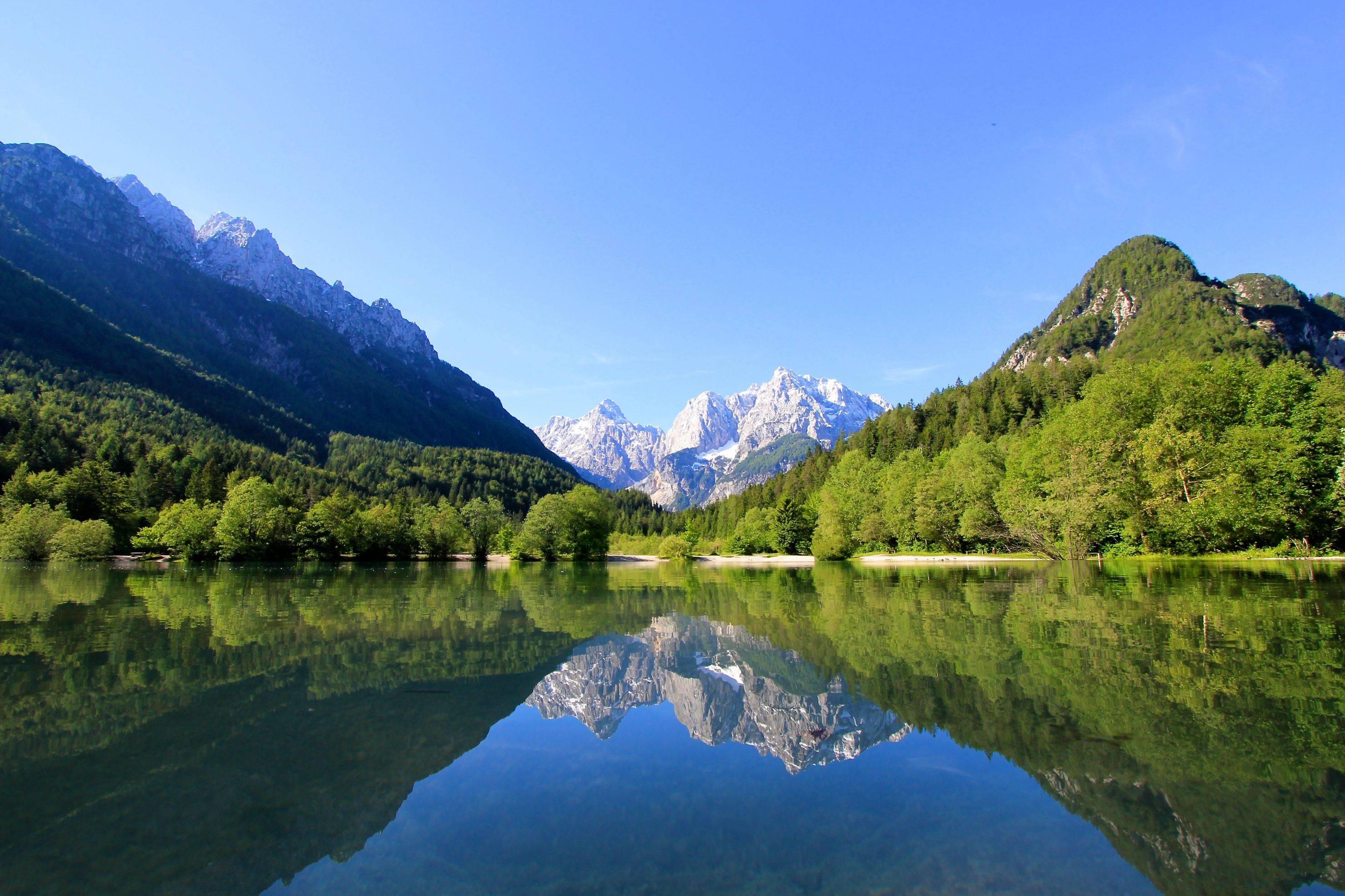 Горы словении