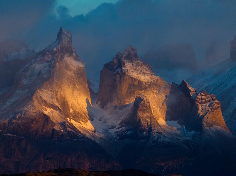 Torres del Paine National Park, Chile [990×742]