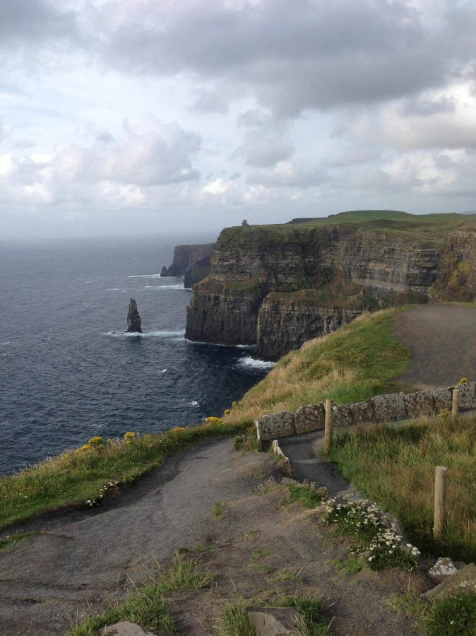 Cliffs of Moher, Ireland. [3,264 x 2,448]
