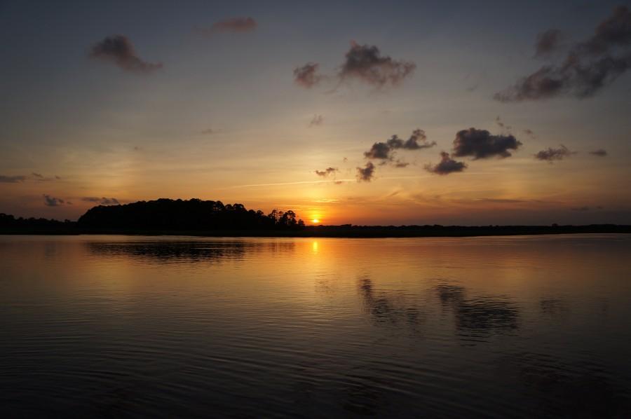 Sunset at Kiawah Island, South Carolina[4912×3264]