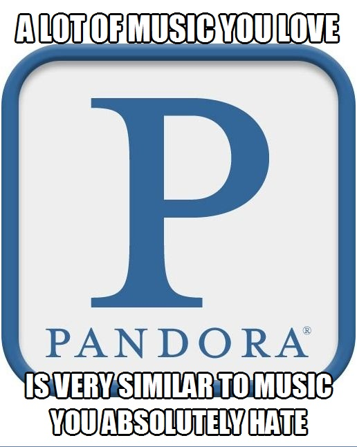 What Pandora has taught us over the years.