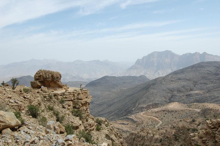 The Beautiful Mountainous Interior of Oman [2256×1496] [OC]