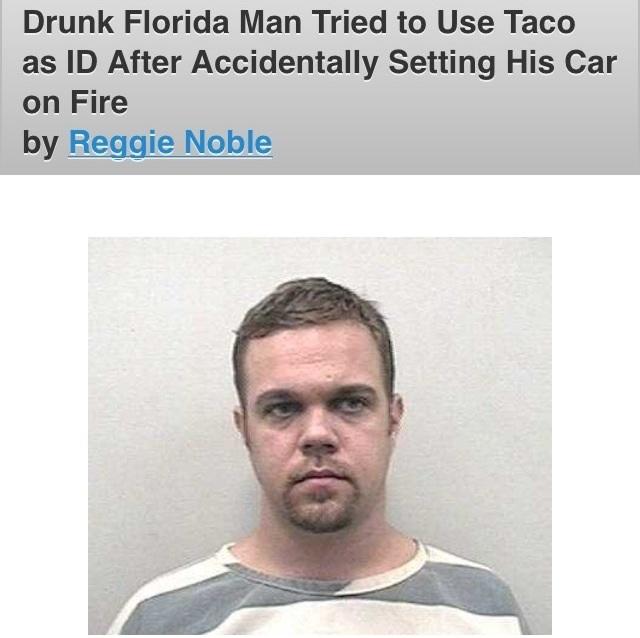 I love drunk people