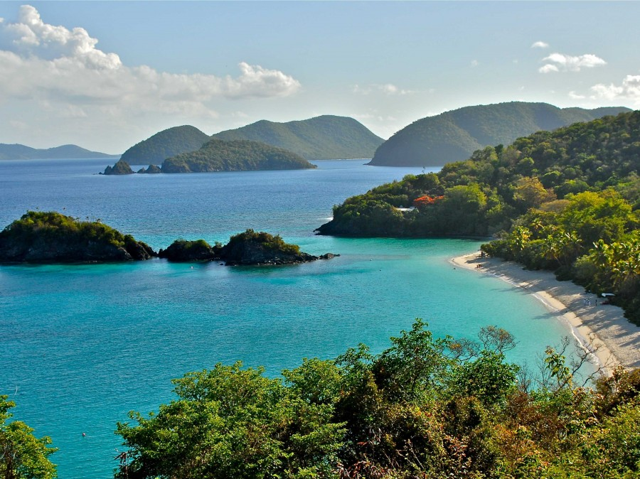 Virgin Islands National Park [3375×2531]