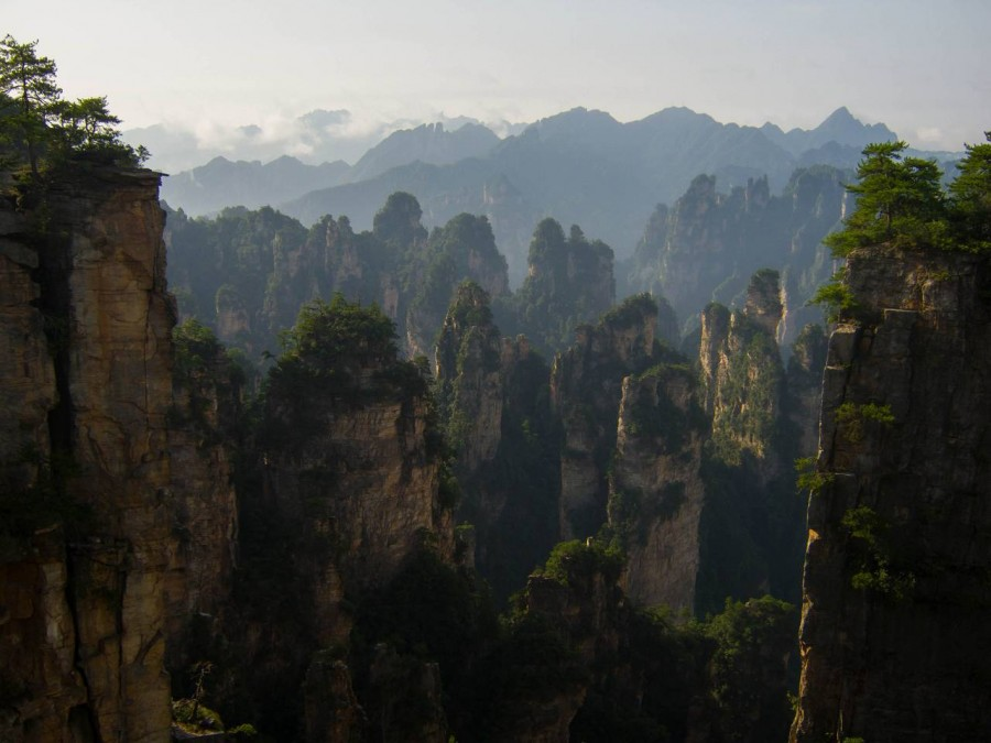 Zhangjiajie, China [OC][1280×960]