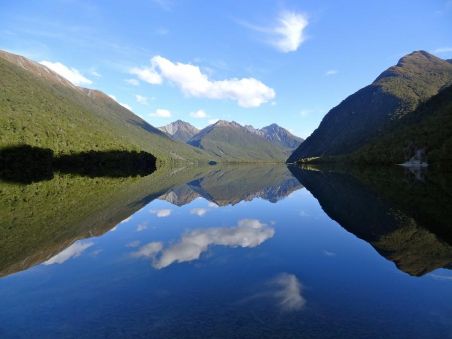 Breathtaking view at Lake Gunn, New Zealand [4896 × 3672][OC]