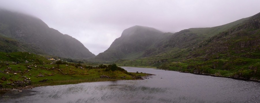 The Gap of Dunloe, Co. Kerry, Ireland [OC][1920×763]