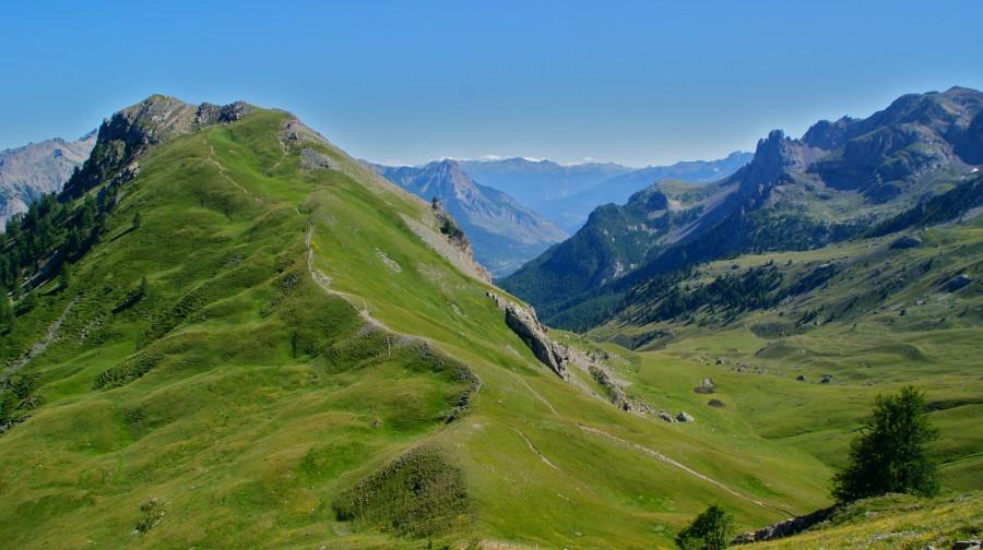 The alps, France [OC] [4592×2576]