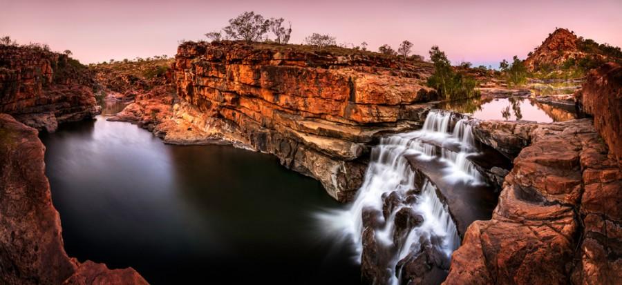 Bell Gorge, Kimberly, Western Australia [1024×471]