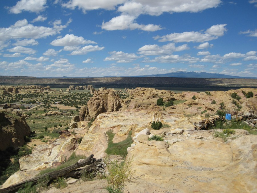 View from Acoma Pueblo, New Mexico [4000 X 3000] (OC)