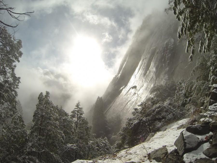 Yosemite in December again [oc] [1152×864]