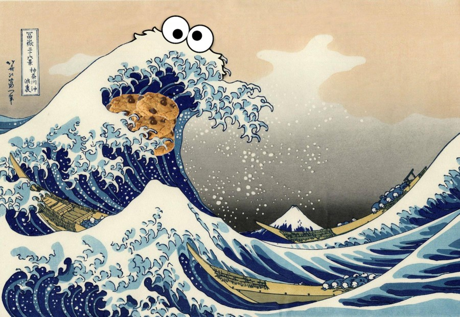 SEA IS FOR COOKIE!