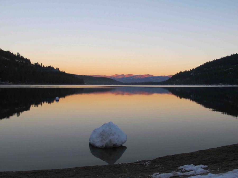 Donner Lake, California (OC) [3648×2736]