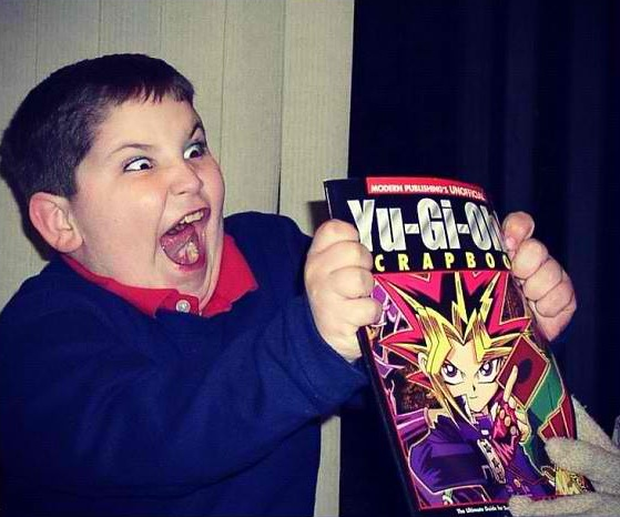 I present to Reddit, my best friend's most embarrassing childhood photo