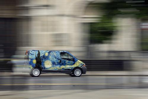 Look at that Van Gogh
