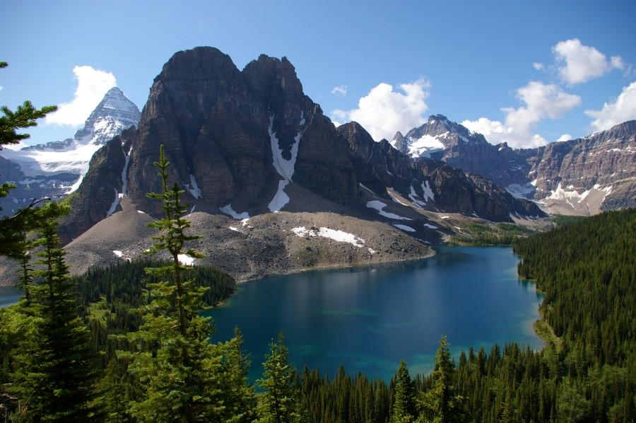 Cerulean Lake, BC, CA. [OS] [3008×2000]