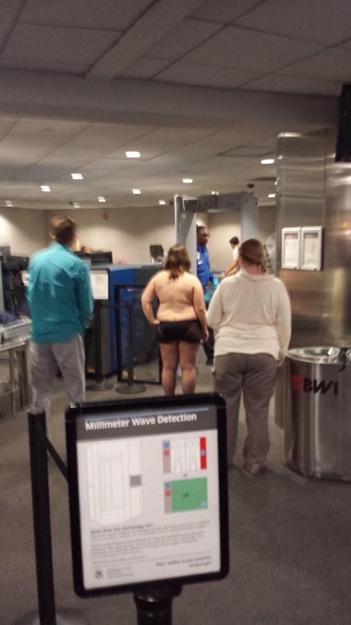 TSA titties