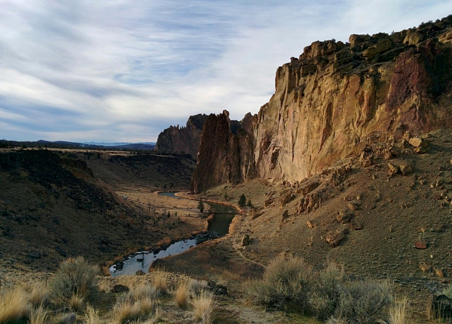 Crooked River, Smith Rock [OC] [1506×1080]