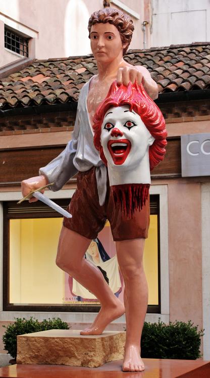 McDonald Medusa