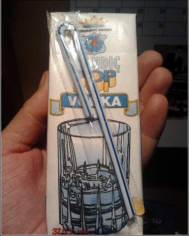 Vodka juice boxes… 37.5%, and with a straw