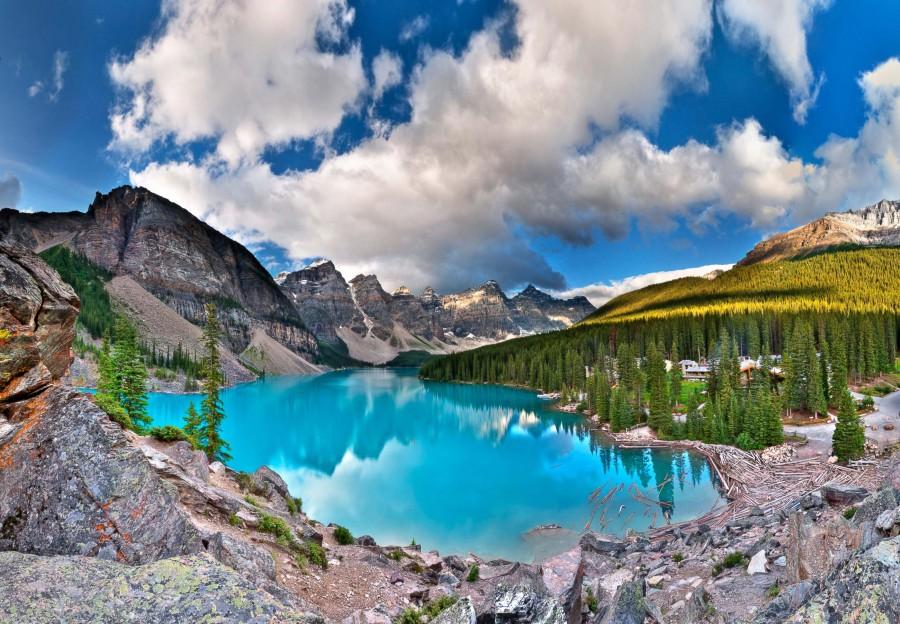 Moraine Lake [4000×2775]