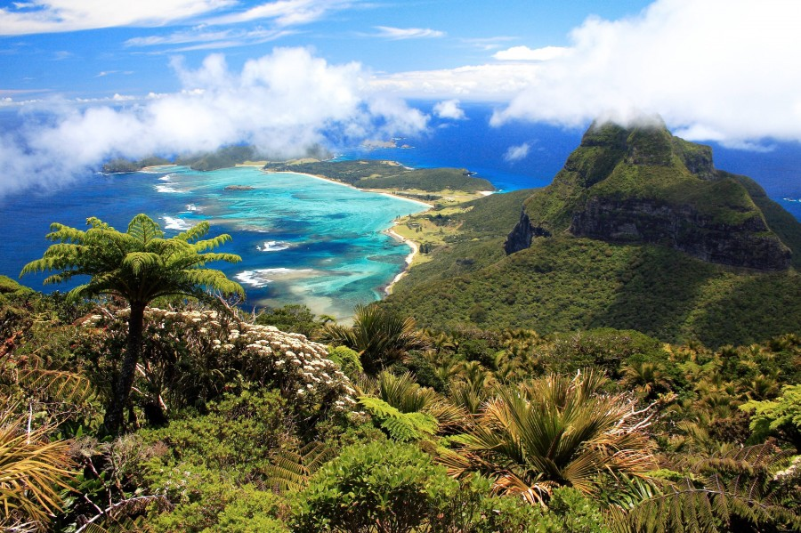 Lord Howe Island, Australia [3500×2333]