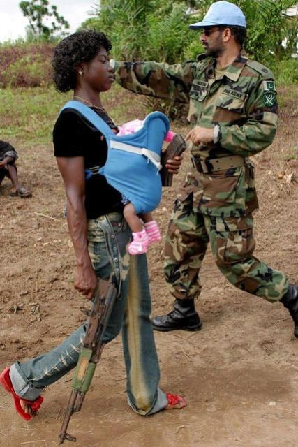 take your daughter to work day in The Republic of the Congo