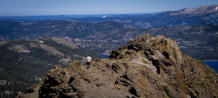 Hiking The Sierra Nevada, CA [4032×1820][OC]