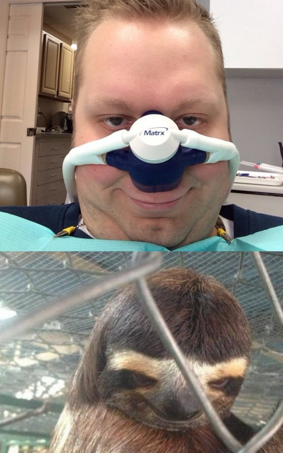 I knew laughing gas guy reminded me of someone…