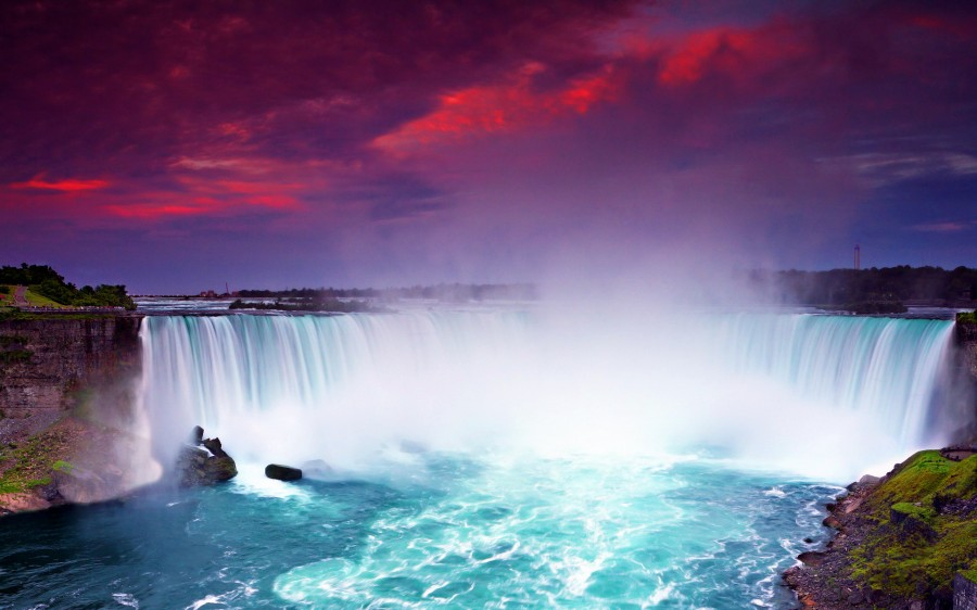 The Amazing Niagara Waterfall [1920×1200]