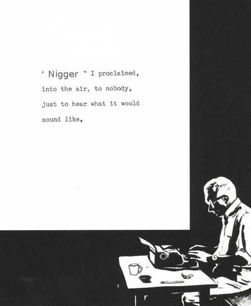 A Poetry All White Males Can Relate To