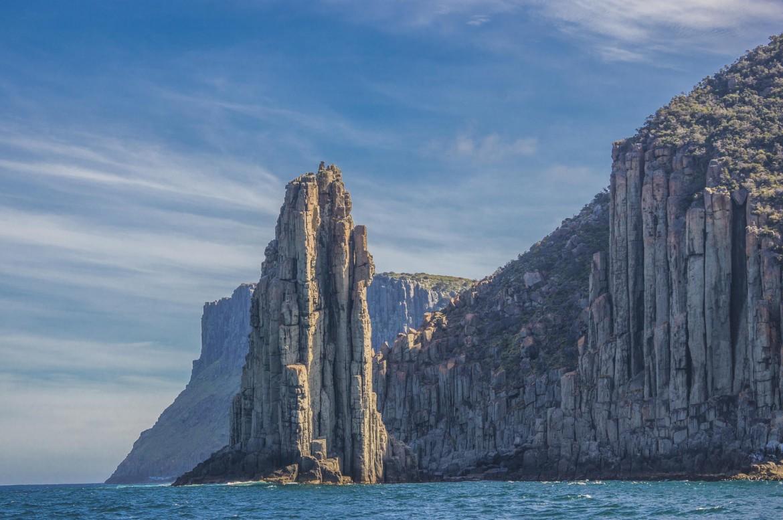 Cape Pillar, Tasmania [2048×1361][OS] photo by Jimmy Emms