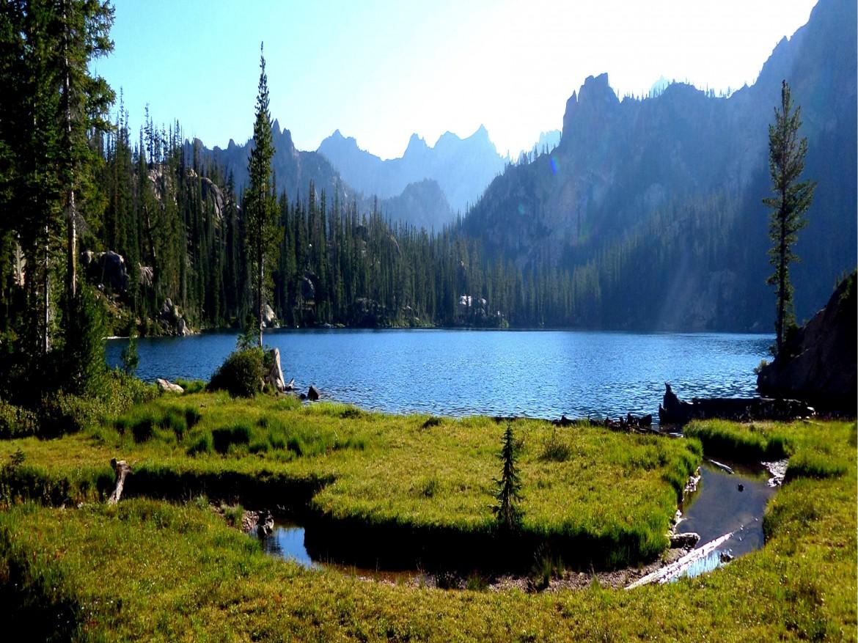 Sawtooth Wilderness Area, Idaho [4608×3456]