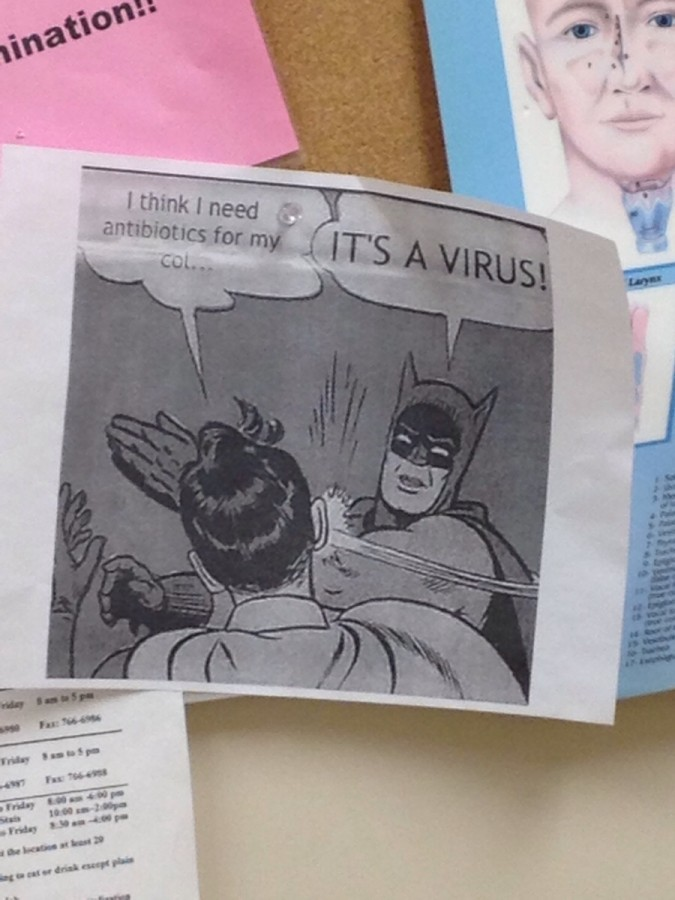 Found this at my doctors office…