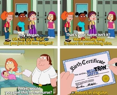 Favorite family guy moment