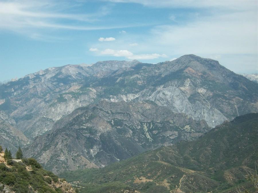 Kings Canyon National Park, California [OC] [3664 x 2748]