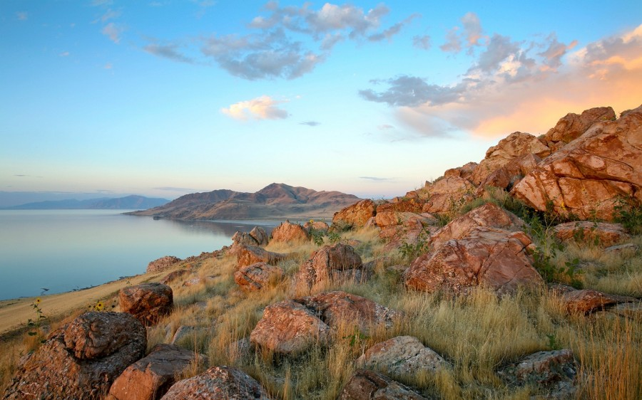 Antelope Island, State Park Utah [1440 x 900]