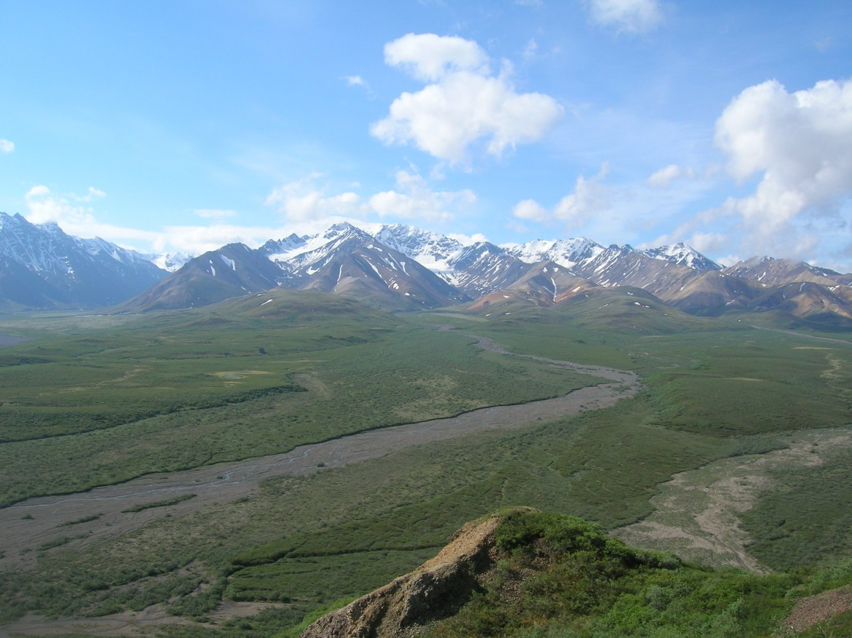 Denali National Park, Alaska [2592×1944]