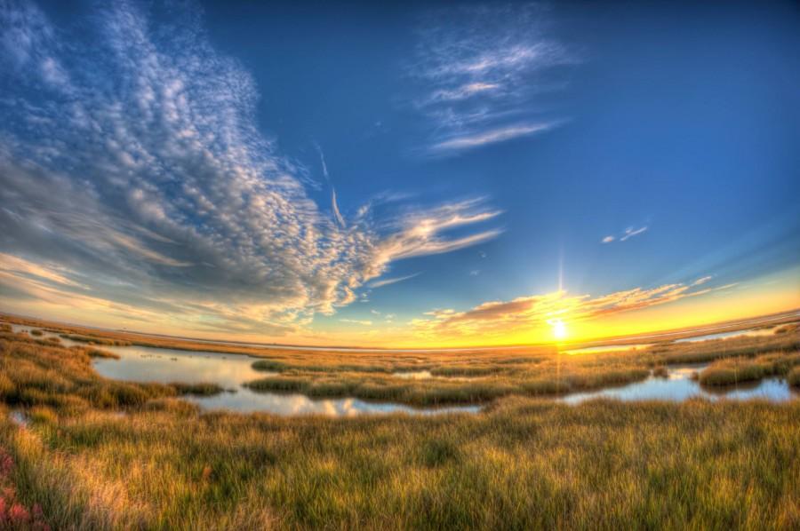 Beautiful New Jersey Sunrise by SevereWeatherNJ [2048×1363]