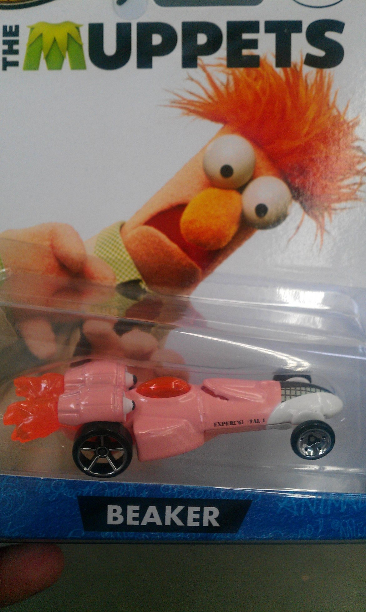 Really Hot Wheels, there isn't a better design you could have done?