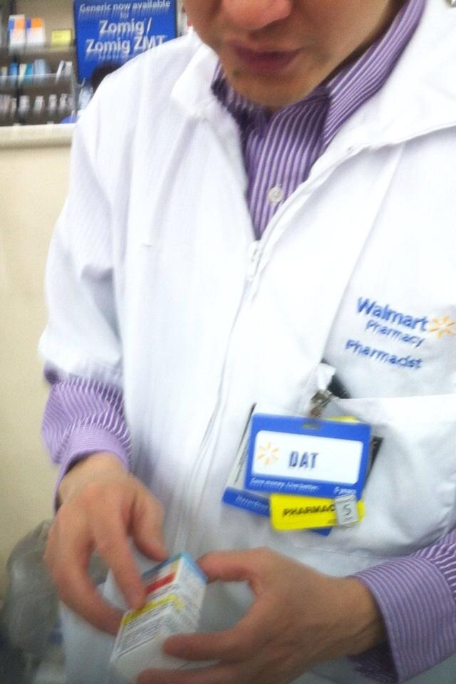 Dat pharmacist