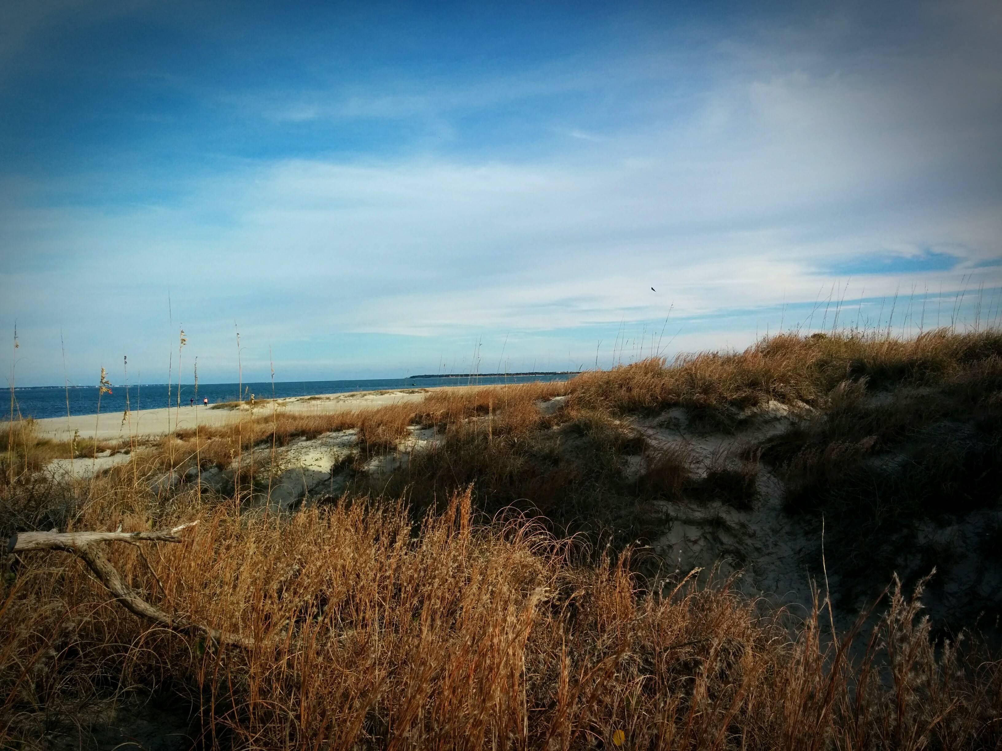 Fort Macon State Park Beach