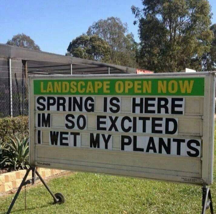 OMG So excited for spring!!
